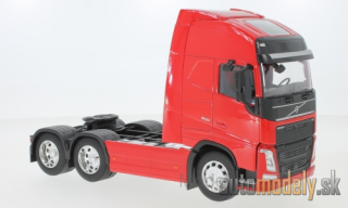 Welly - Volvo FH (6x4), red - 1:32