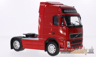 Welly - Volvo FH12, red - 1:32