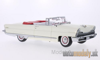 Sun Star - Lincoln Premiere Convertible, white, 1956 - 1:18