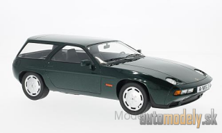 Premium X - Porsche 928 S Turbo station wagon Artz , metallic-grün, 1979 - 1:18
