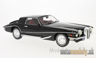 Premium X - Stutz Blackhawk Coupe, black, 1971 - 1:18