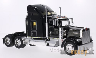 Welly - Kenworth W900, black - 1:32