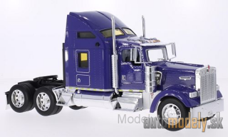 Welly - Kenworth W900, blue - 1:32