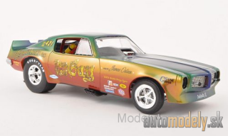 ERTL American Muscle - Pontiac Firebird Funny Car, Don Gay, NHRA, 1970 - 1:18