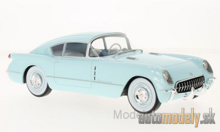 BoS-Models - Chevrolet Corvette Corvair concept, light blue, 1954 - 1:18