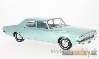 BoS-Models - Chrysler Newport 4-Door Sedan, metallic-hellgrün, 1963 - 1:18