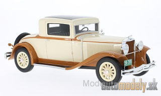 BoS-Models - Dodge Eight DG Coupe, beige/light-brown, 1931 - 1:18