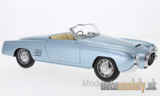 BoS-Models - Lancia Aurelia PF200 C Spider, metallic-light blue, RHD, 1952 - 1:18