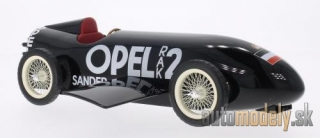 BoS-Models - Opel RAK2, black, 1928 - 1:18
