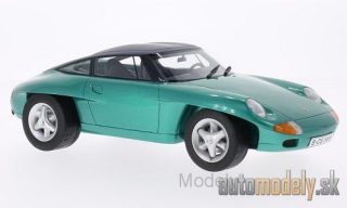 BoS-Models - Porsche Panamericana concept, metallic-grün, without showcase, 1989 - 1:18