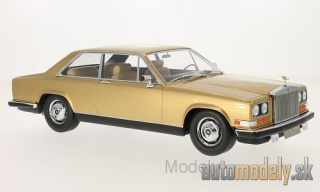 BoS-Models - Rolls Royce Camargue, gold, 1975 - 1:18