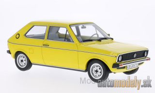 BoS-Models - VW Polo I L (Typ 86), yellow, 1975 - 1:18