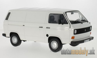 BoS-Models - VW T3a, white, box wagon, 1979 - 1:18