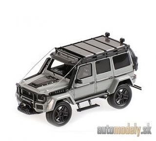 Minichamps - Brabus 550 Adventure 4X4 Based On Mercedes-Benz G 500 4X4 2017 - 1:43