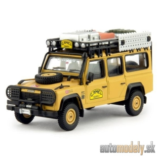 TSM - Land Rover Defender 110 Camel Trophy Winner 1989 UK - 1:64