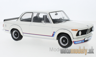 MCG - BMW 2002 Turbo, white, 1973 - 1:18