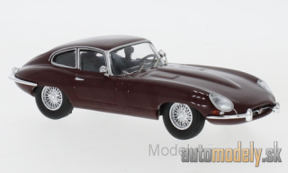 IXO - Jaguar E-Type, dark red, 1963 - 1:43