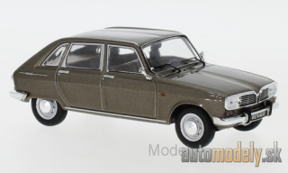 IXO - Renault 16, metallic-brown, 1969 - 1:43