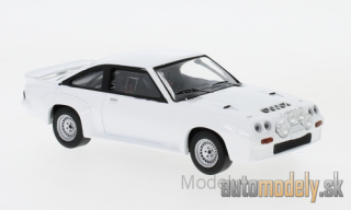 IXO - Opel Manta 400, white, Plain Body Version, including 4 Ersatzräder, 1986 - 1:43