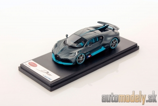 Look Smart - Bugatti Divo The Quail Configuration 2018
