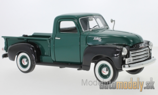 Lucky Die Cast - GMC 150 Pick Up, dunkelgrün/black, 1950 - 1:18
