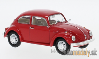 Lucky Die Cast - Volkswagen VW Käfer, red, 1972 - 1:43