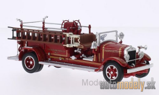 Lucky Die Cast - Buffalo Type 50, Excelsior Fire Co. - Montville, N.J., 1932 - 1:43