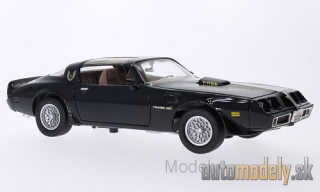 Lucky Die Cast - Pontiac Firebird Trans Am, black/Decorated, 1979 - 1:18