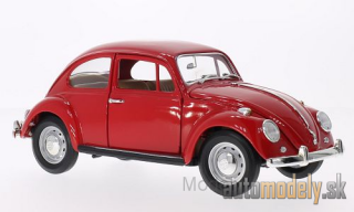 Lucky Die Cast - Volkswagen VW Käfer, red, 1967 - 1:18