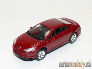 Welly - Peugeot 407 Coupe - 1:60