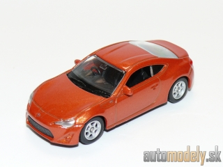 Welly - Toyota 86 - 1:60