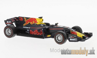 Bburago - Red Bull day Heuer RB13, No.3, Red Bull, formula 1, D.Ricciardo, 2017 - 1:43