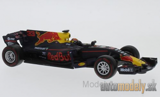Bburago - Red Bull day Heuer RB13, No.33, Red Bull, formula 1, M.Verstappen, 2017 - 1:43