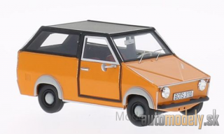 BoS-Models - AWS Shopper, orange, 1971 - 1:43