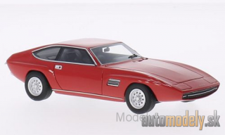 BoS-Models - Intermeccanica Indra 2+2 Coupe, red, 1971 - 1:43