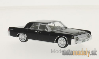 BoS-Models - Lincoln Continental Sedan 53A, black, without showcase, 1961 - 1:43