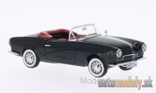 BoS-Models - Rometsch Lawrence Convertible, black, 1957 - 1:43