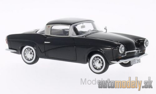 BoS-Models - Rometsch Lawrence Coupe, black, 1959 - 1:43