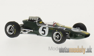 Brumm - Lotus 33, No.5, team Lotus, formula 1, GP England, J.Clark, 1965 - 1:43