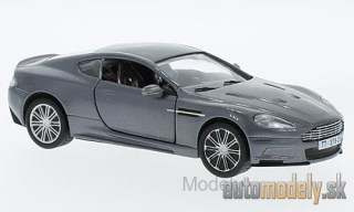 Corgi - Aston Martin DBS, metallic-grey, RHD, James Bond Casino Royal - 1:36