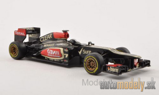 Corgi - Lotus E21, No.7, testCar / test Car, 2013 - 1:43