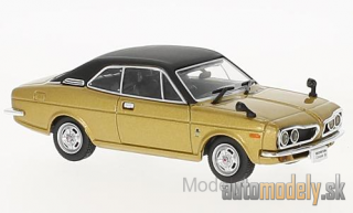 First:43 - Honda 1300 Coupe 9, gold/black, RHD, 1970 - 1:43