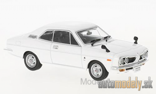 First:43 - Honda 1300 Coupe 9, white, RHD, 1970 - 1:43