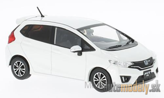 First:43 - Honda Fit RS, white, RHD, 2014 - 1:43