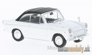 First:43 - Toyota Publica Convertible, white, RHD, 1964 - 1:43