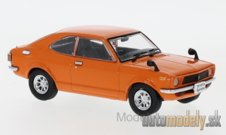 First:43 - Toyota Sprinter Trueno, orange, RHD, 1972 - 1:43