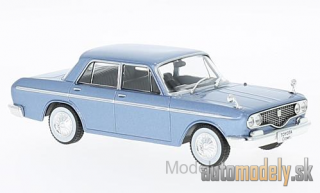 First:43 - Toyota Toyopet Crown, metallic-light blue, RHD, 1962 - 1:43
