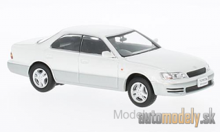 First:43 - Toyota Windom, metallic-weiss/silver, RHD, 1991 - 1:43