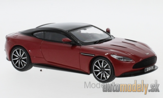 IXO - Aston Martin DB 11, metallic-rot/black, 2016 - 1:43