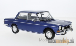 BoS-Models - Simca 1501 Special, metallic-blue, 1974 - 1:18
